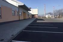 Teplická sportovní hala bude sloužit jako očkovací centrum.