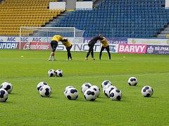 Otevřený trénink FK Teplice