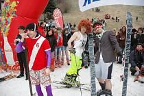 Waterslide ukončil úspěšnou lyžařskou sezónu na Bouřňáku