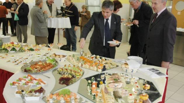 Gastroden na Hotelové škole Teplice