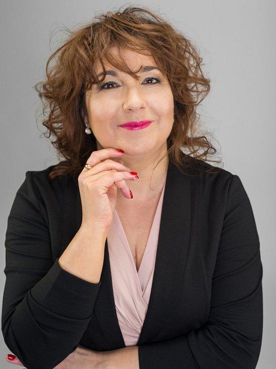 Lucie Navrátilová po proměně