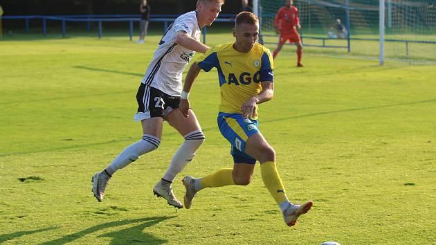 Béčko Teplic poprvé v nové sezoně bodovalo, doma porazilo na penalty Ústí nad Orlicí.
