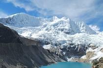 Jezero Palcacocha