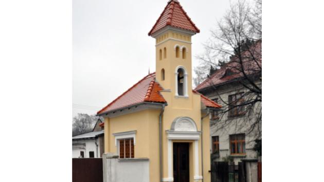 Město Hrob nechalo opravit kapli ve Verneřicích.