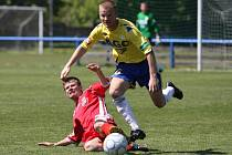 FK Teplice B - Sokol Brozany 0:2