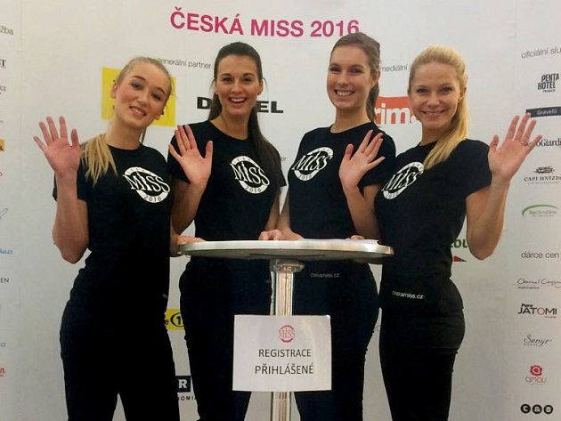 """Česká Miss 2016 začíná:  """"Budeš to právě Ty?"""""""