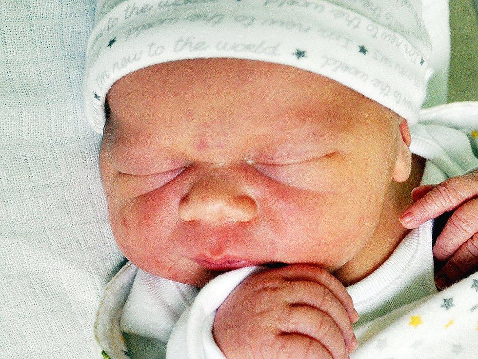Matěj Svoboda se narodil Alici Gabrhelové z Teplic 10. dubna v teplické porodnici v 7,25 hodin. Měřil 49 cm, vážil 3,50 kg