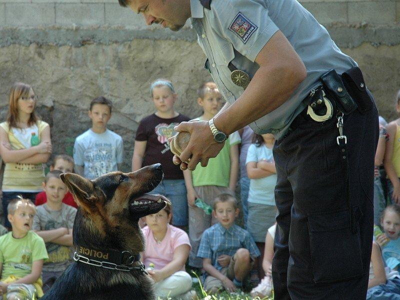 Den dětí s Policií