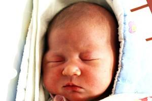 Mia Pechová se narodila Kateřině Pechové z Duchcova 2. ledna ve 14.51 hod. Měřila 54 cm, vážila 4,29 kg