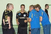 Mezinárodní futsalový turnaj Green Ball Cup 2009