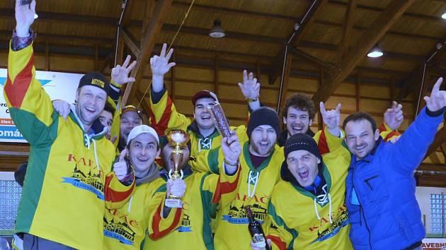 Hokejový tým Kafáč