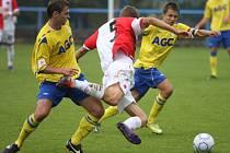 1. liga dorost: FK Teplice - Slavia