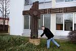 Vzpomínkové setkání u památníku Milady Horákové v Teplicích