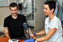 Světový den ledvin připadá na čtvrtek 9. března.  Jeho ambasadorem pro Ústecký kraj se letos stal záložník FK Teplice Admir Ljevakovič.