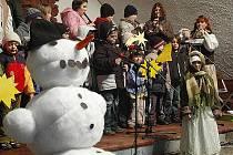 Vánoce s Arkadií patří k tradičním akcím v Teplicích