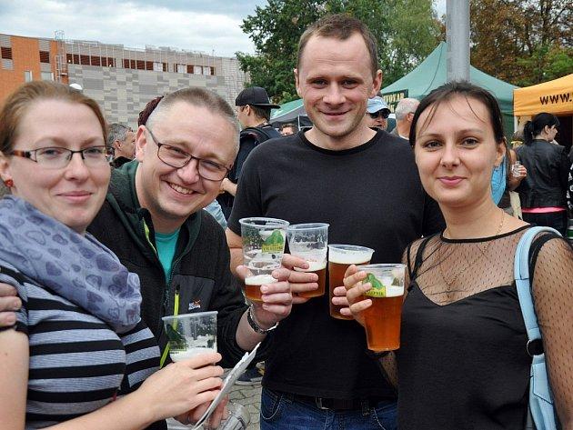 Teplický pivní rynek
