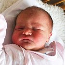 ANETA ŠVANGALOVÁ se narodila Aleně Chytré z Krupky 10. října v 7.07 hod. v ústecké porodnici. Měřila 51 cm a vážila 4,040 kg.