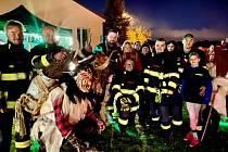 Halloween na Hrobčicku.