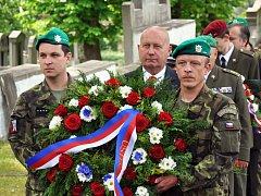 V Bystřanech uctili památku padlých francouzských vojáků
