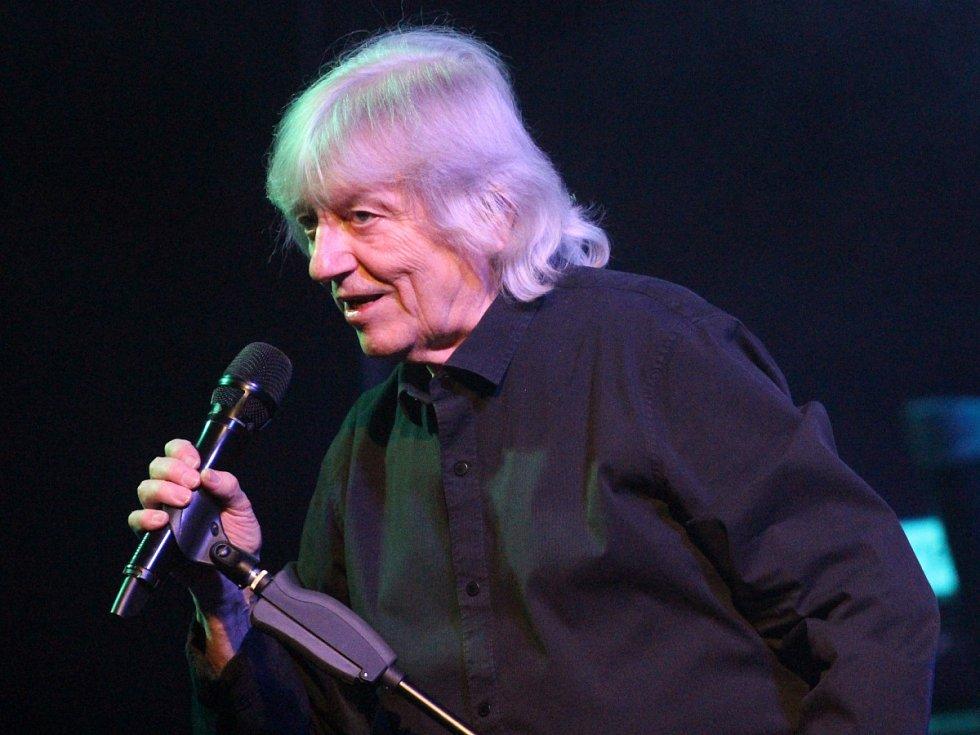 Václav Neckář v Teplicích - Mezi svými