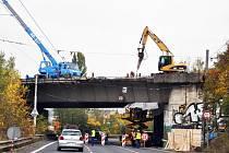 Most na silnici E 55