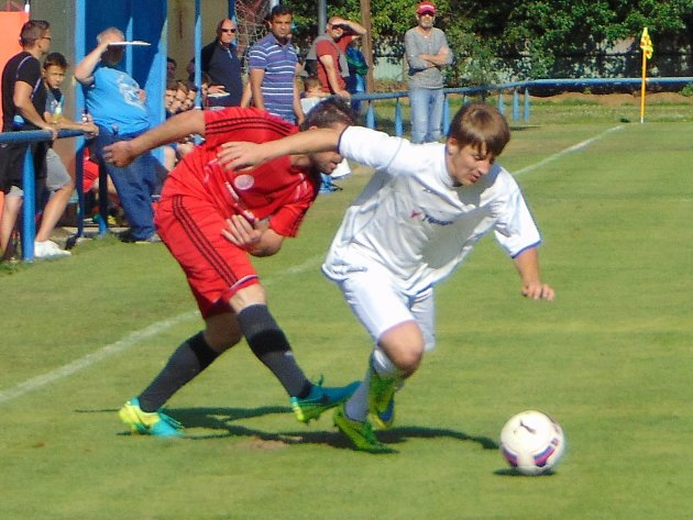 V posledním zápase letošní sezony dopili fotbalisté Proboštova kalich hořkosti do úplného dna.