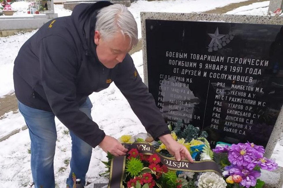 30 let od smutné události si připomněli na hřbitově v Krupce. Konal se pietní akt u hrobu lidí, kteří zahynuli 9. ledna 1991 při explozi tanku v Krupce. Vzhledem k současným pandemickým opatřením proběhl pietní akce v komorní podobě.