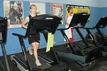 Fitness v Aquacentru  navštěvuje ho i profesionální fitness kouč a specialista na zdravou výživu Radek Čejka.