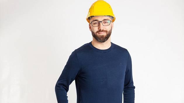 Zakladatel firmy Vím o všem, 34letý Josef Beneš z Hrobu, patří mezi nejnadějnější začínající podnikatele v Ústeckém kraji.