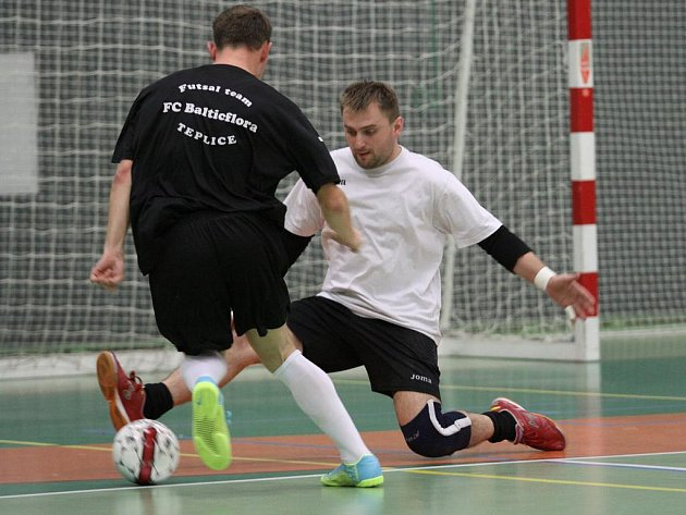 Trénink FC Balticflora Teplice