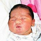 TOMÁŠ KOUDELKA se narodil Lucii Koudelkové z Bíliny 23. listopadu v 6.59 hod. v teplické porodnici. Měřil 48 cm a vážil 3,55 kg.