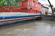 Povodně na Teplicku, 3. června 2013