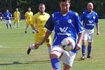 TJ Proboštov B (ve žlutých dresech) - Slovan Sobědruhy 0:1 (0:0)