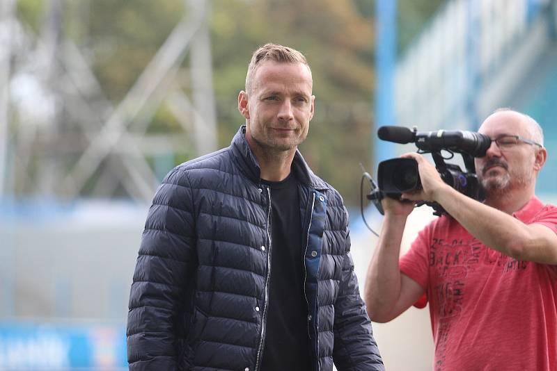 Novým trenérem Teplic se stal Jiří Jarošík