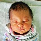Eliška Soukupová se narodila Denise Hlavsové z Hrobu 22. července ve 13,26 hod. v Teplicích. Měřila 48 cm a vážila 2,75 kg.