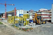 Nové operační sály doplní v Teplicích JIP a ARO.