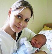 Mamince Lucii Ullmannové z Chomutova se 21. prosince ve 3.00 hod. v teplické porodnici narodil syn David Sismilich. Měřil 48 cm a vážil 2,75 kg.