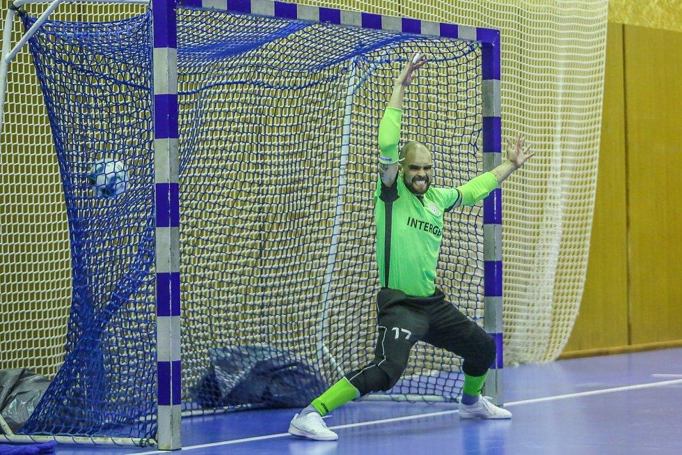 Chrudim poprvé ve finále prohrála.