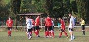 Slovan Sobědruhy - TJ Soběchleby 0:1 (0:1)