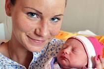 Mamince Monice Hladíkové z Proboštova se 11. června v 1.54 hod. v teplické porodnici narodila dcera Ema Křepelková. Měřila 47 cm a vážila 2,45 kg.