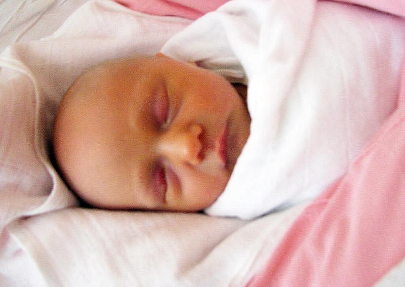 Mamince Markétě  Netíkové z  Krupky se 10. června v 10.28 hod. v teplické porodnici narodila dcera Gabriela Netíková. Měřila  45 cm a vážila 2,40 kg.