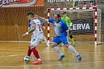 Svarog postupuje do ligového semifinále. Porazil Helas Brno 7:1.