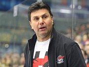 Vladimír Růžička se rozčiluje