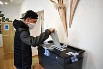 Krajské volby v Modlanech