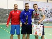 Vánoční nohejbalový turnaj v Teplicích