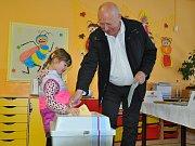 Volby na Teplicku, kontrola sídliště Teplické předměstí v Bílině