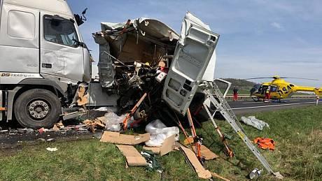 Tragická nehoda u Tuchlova.