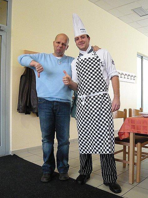 Postrachu kuchařů U Kantora chutnalo, zavítal i do Dubí