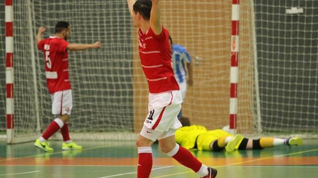 Teplice (červené dresy) - Plzeň