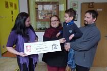 Peníze z Tříkrálové sbírky pomohou chlapci z Krupky